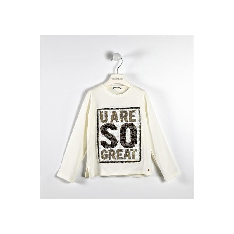 Sarabanda 0V459 T-shirt ragazza