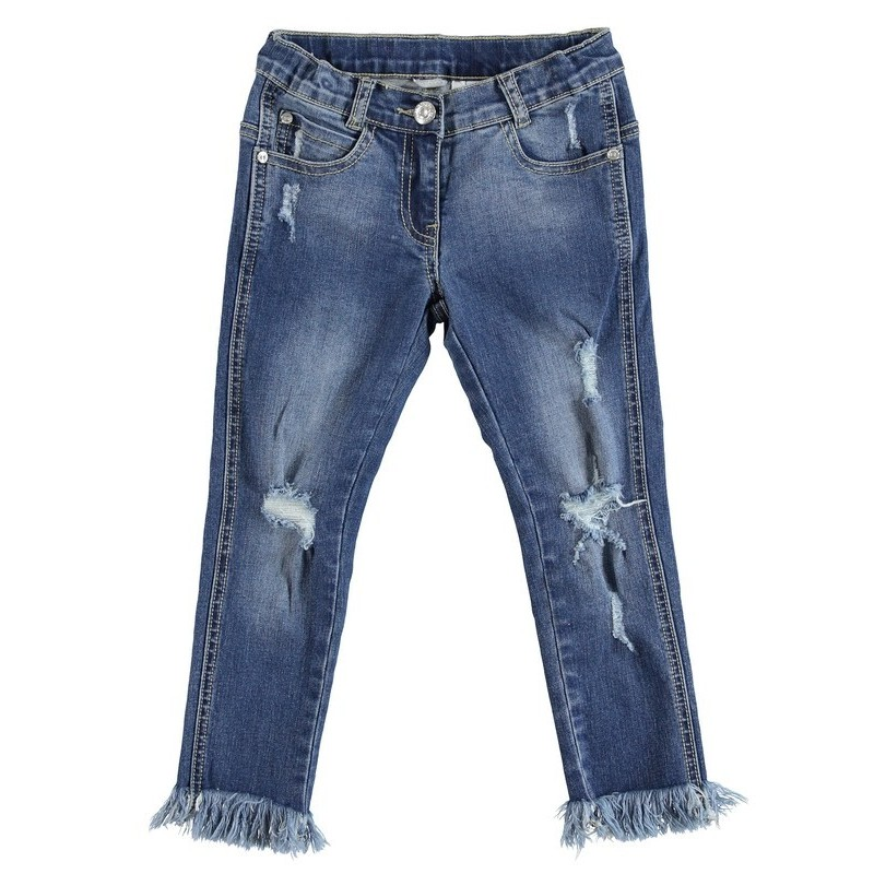 Sarabanda DV183 Jeans ragazza