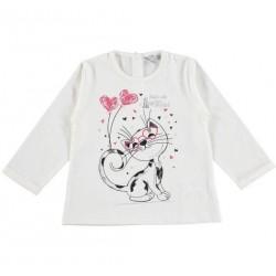 Sarabanda 1V750 T-shirt girl