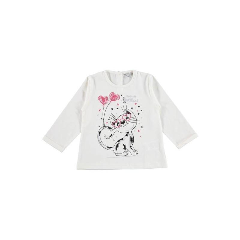 Sarabanda 1V750 T-shirt bambina