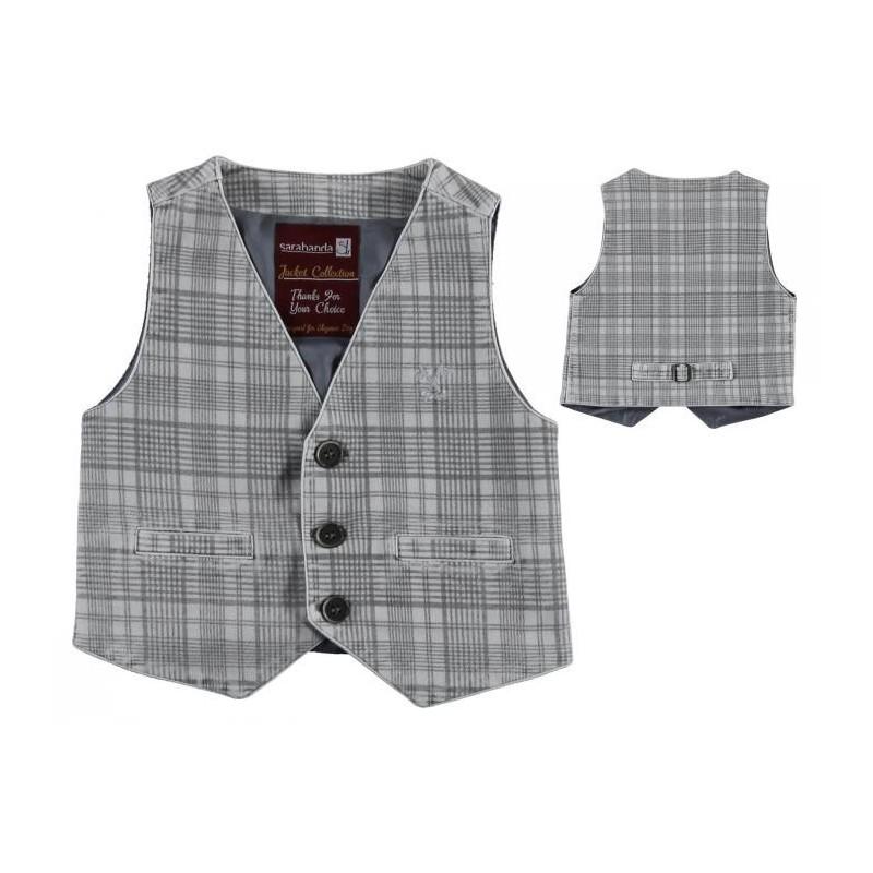 0L181 Checkered vest