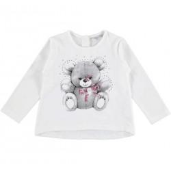 Sarabanda 1V752 T-shirt bambina
