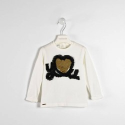 Sarabanda 0V215 T-shirt bambina