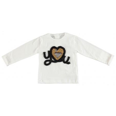 Sarabanda 0V215 T-shirt girl
