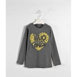 Sarabanda 0V463 T-shirt ragazza