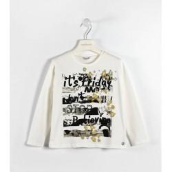 Sarabanda 0V464 T-shirt ragazza