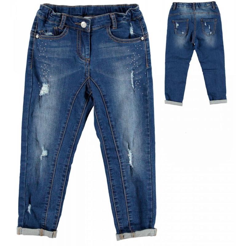 Sarabanda 0R443 Jeans Ripped Girl