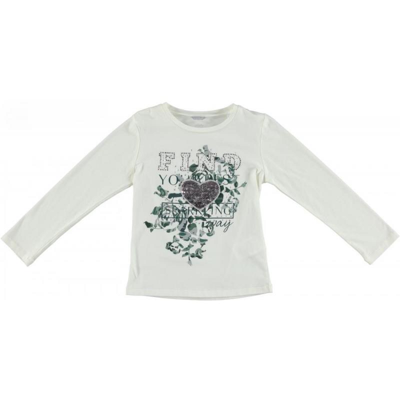Sarabanda 0R424 T-shirt ragazza