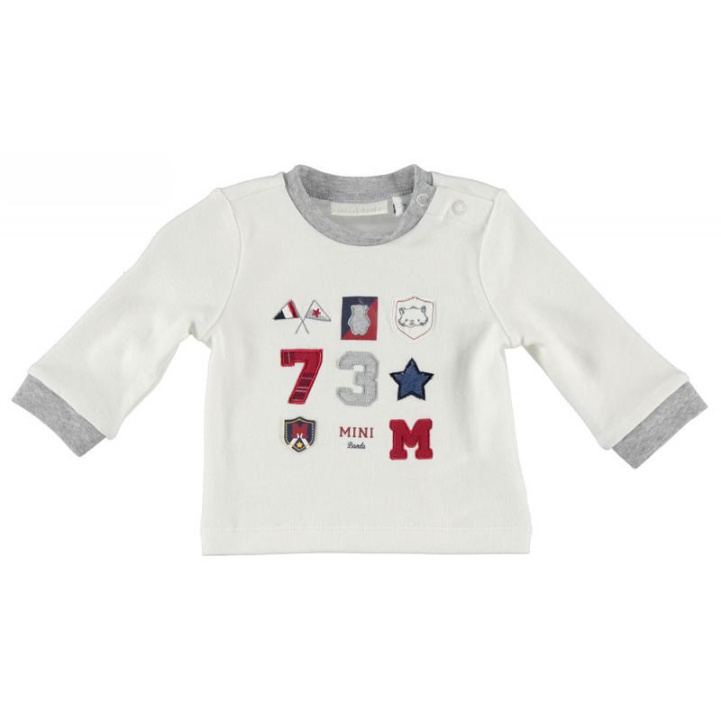 Minibanda 3R637 Newborn T-shirt