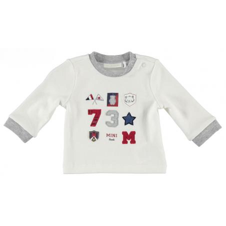 Minibanda 3R637 T-shirt neonato