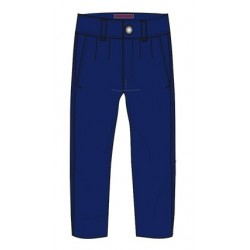 0L155 Trousers with lapel