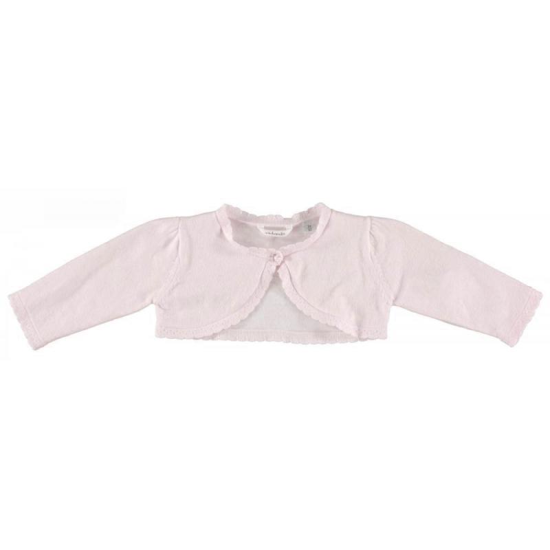 Minibanda 3R714 Coprispalle rosa neonata