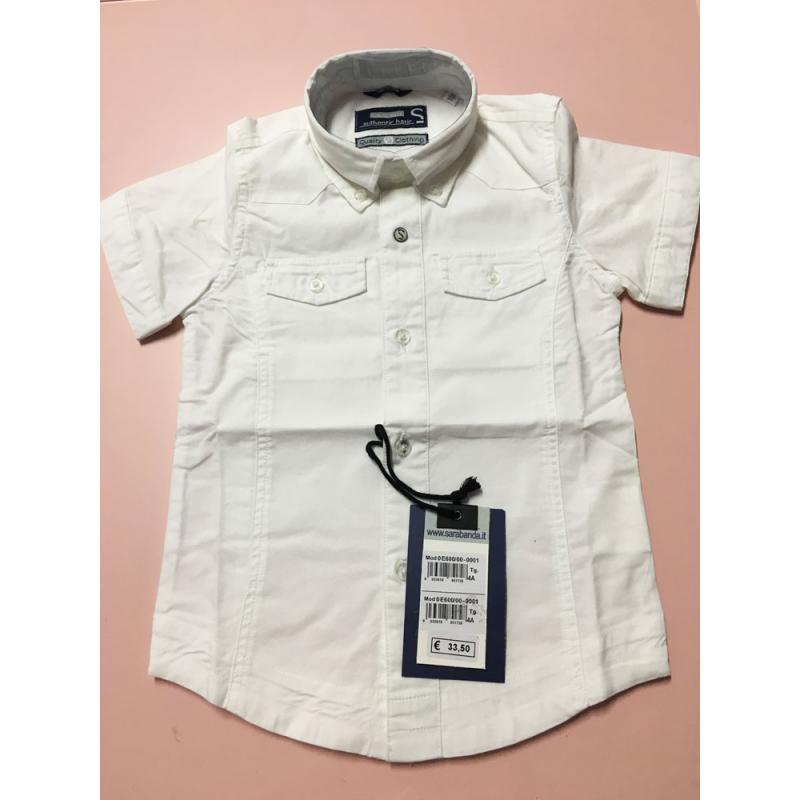 Sarabanda 0E600 Short sleeve shirt