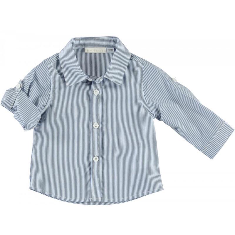 Minibanda 3Q617 Camicia neonato