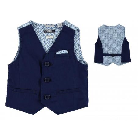 Sarabanda 0Q182 Stylish Baby Vest