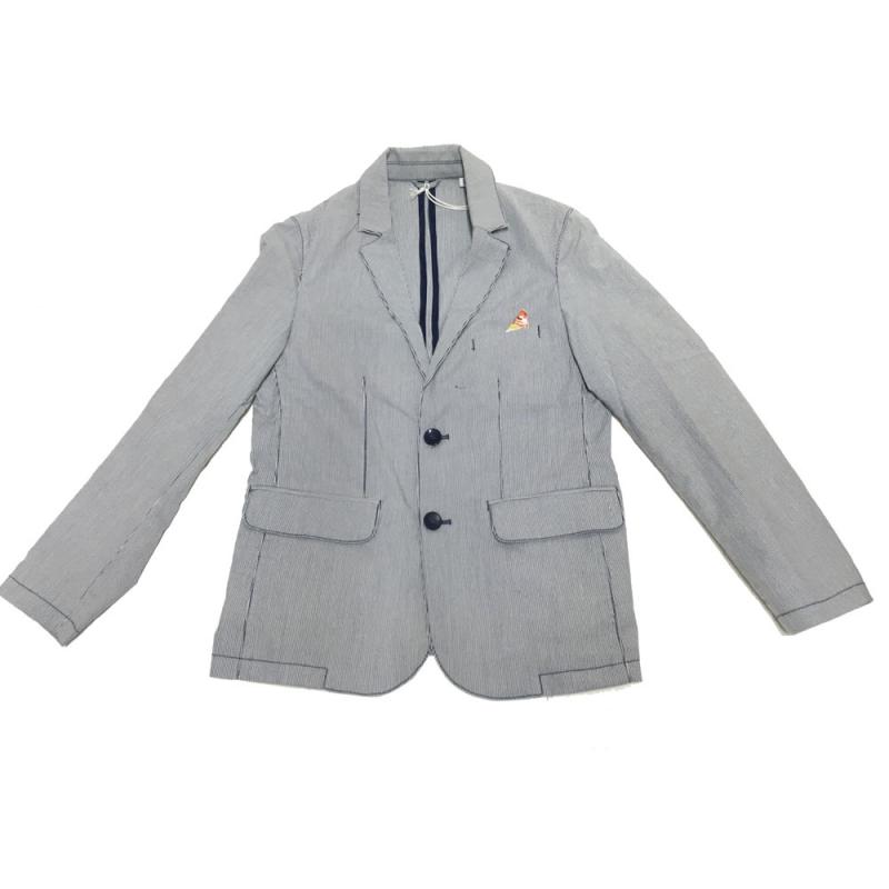 Sarabanda 0Q384 Boy Striped Jacket