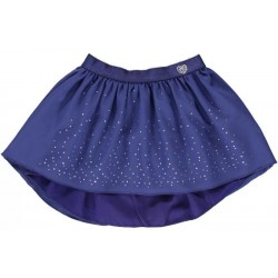 0L239 Rhinestone skirt
