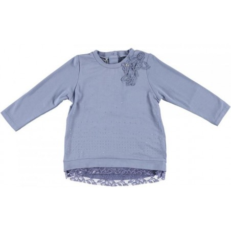 0L215 T-shirt con strass