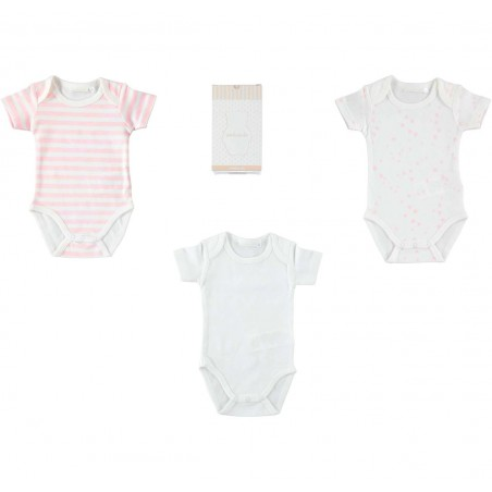 Minibanda 3T390 Set 3 baby bodysuit