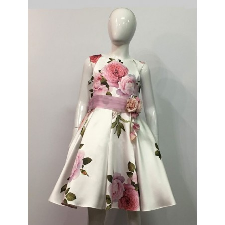 March 1929 Girl Ceremony Dress