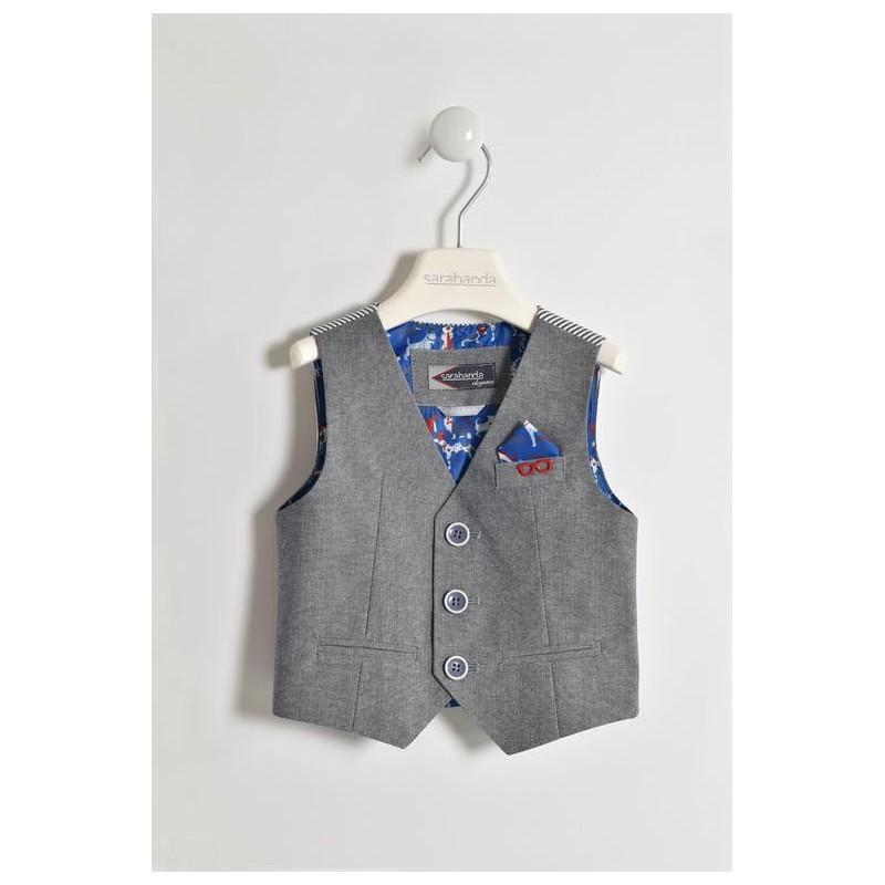 Sarabanda 0W171 Baby Vest