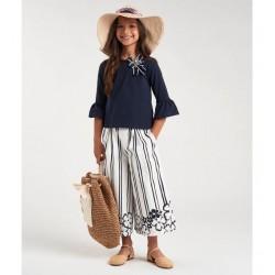 Sarabanda 0W446 Pantalone ragazza