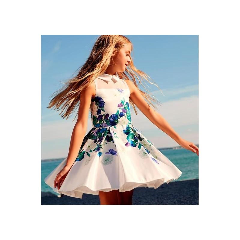 Sarabanda 0W464 Girl Dress