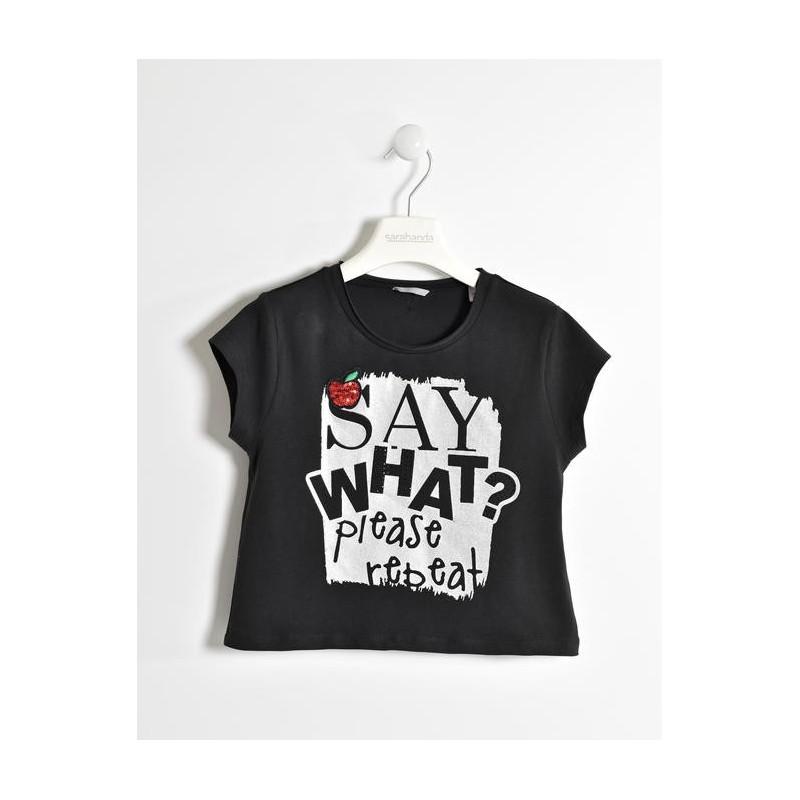Sarabanda DW087 T-shirt ragazza