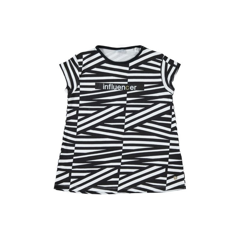 Sarabanda 1W763 T-shirt influencer ragazza