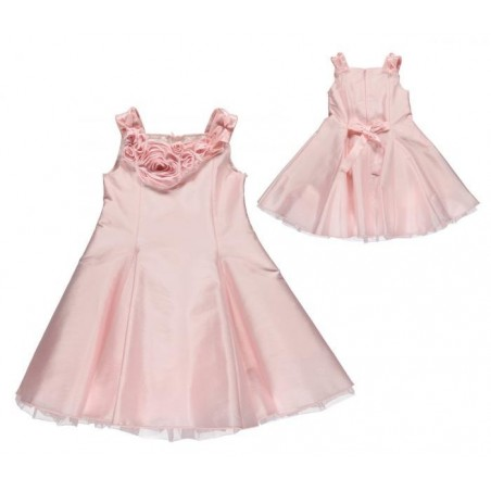 Sarabanda 0I907 Abito elegante rosa