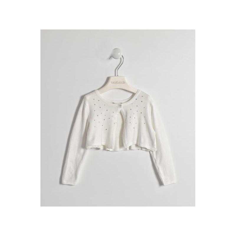Sarabanda 0W236 Girl Cream Shoulder Covers