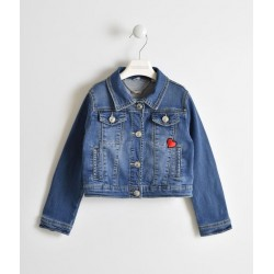 Sarabanda DW095 Jacket Jeans Girl