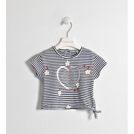 Sarabanda DW853 Girls' T-shirt