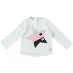 Sarabanda 1W748 T-shirt bambina