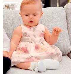 Minibanda 3W735 Newborn Christening Dress