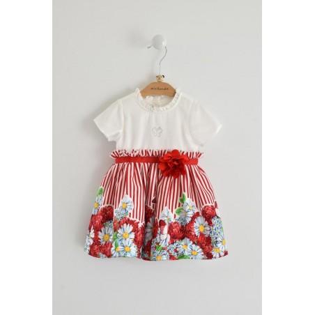 Minibanda 3W731 Newborn Dress