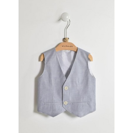 Minibanda 3W699 Newborn Vest
