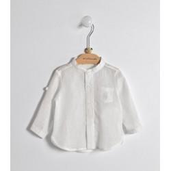 Minibanda 3W615 Newborn White Shirt