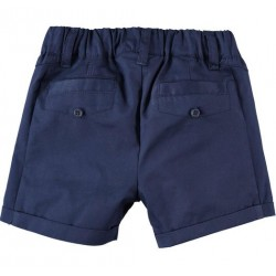 Minibanda 3W652 Newborn Blue Shorts