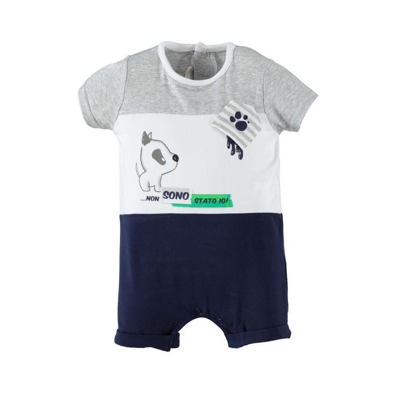 Minibanda 3W694 Pagliaccetto neonato
