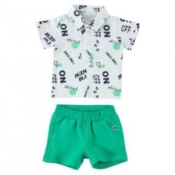 Minibanda 3W674 Baby Suit