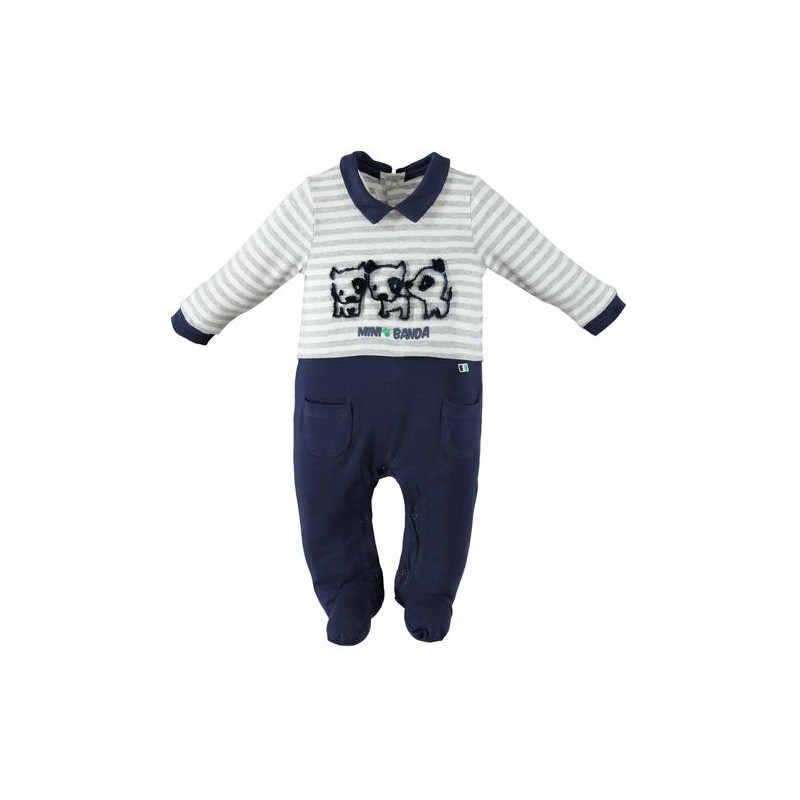 Minibanda 3W686 Tutina neonato