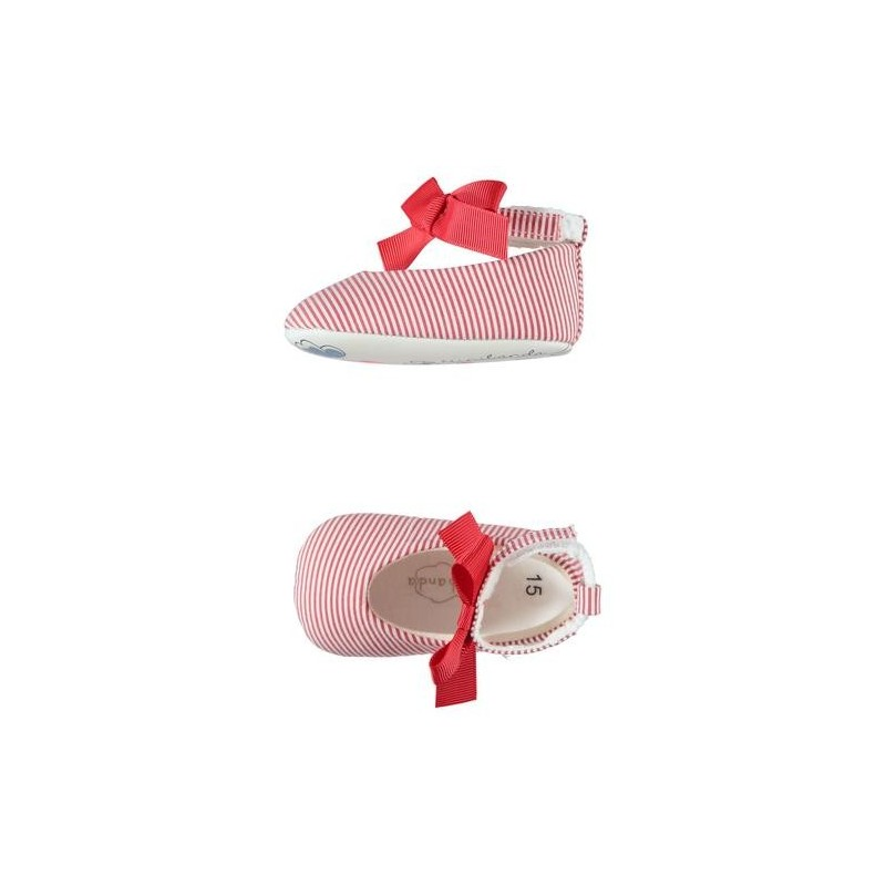 Minibanda 3W345 Scarpe neonata