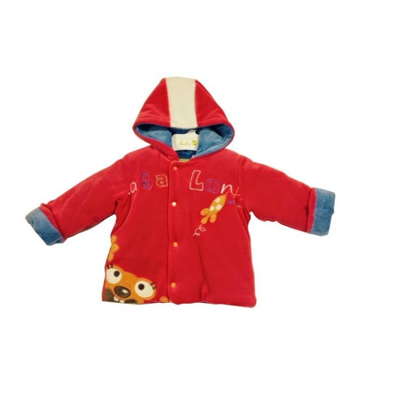 Ginkana Rafe newborn coat