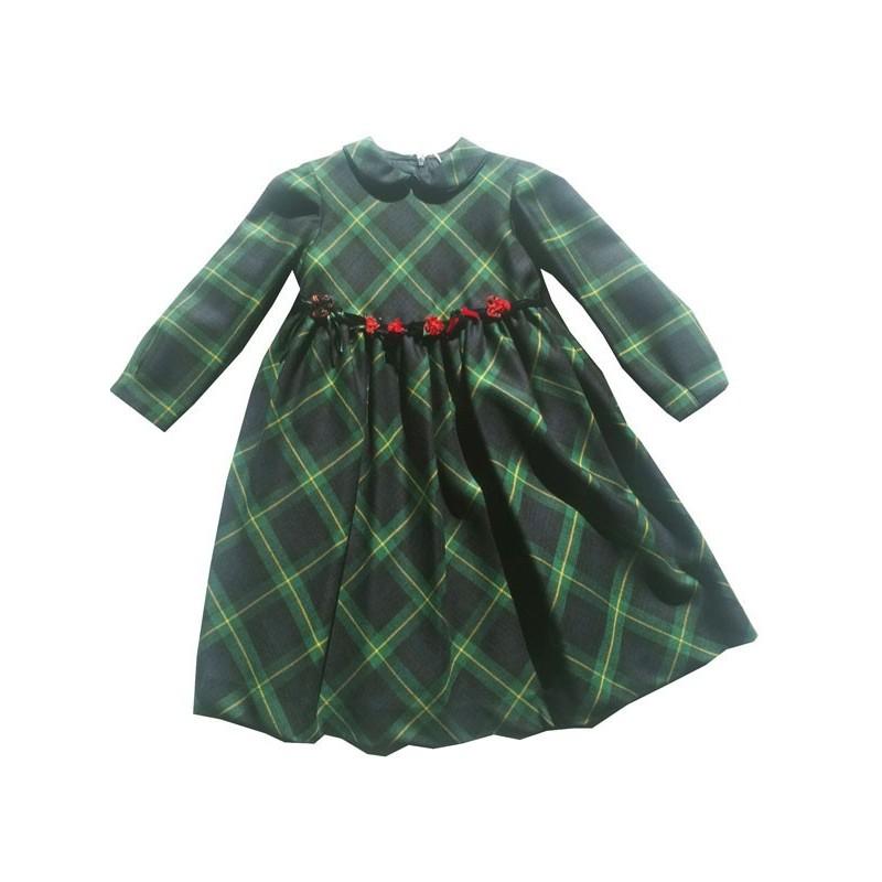 Aletta B3810L Classic Chess Dress
