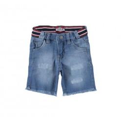 Sarabanda DW031 Bermuda jeans bambino