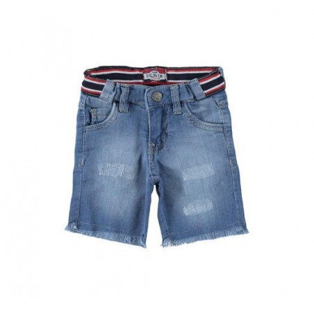 Sarabanda DW031 Bermuda jeans