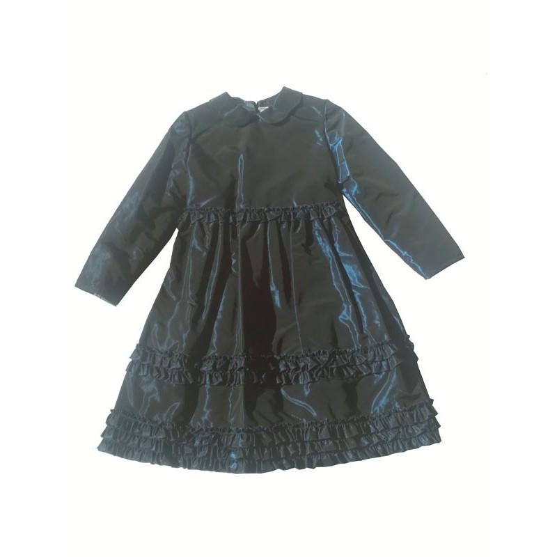 Aletta B2742L Shiny classic dress