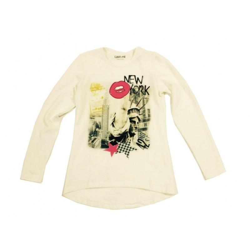 Laik Mi K4409 Love New York T-shirt