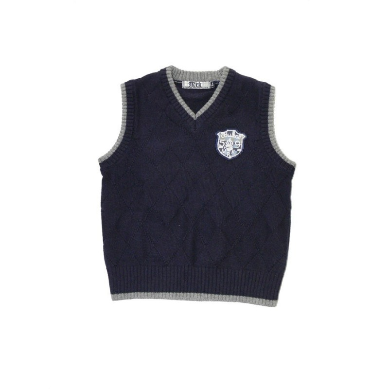 Mrk 233111 Cotton College Vests